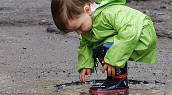 Barn er nysgjerrige på ulike vis