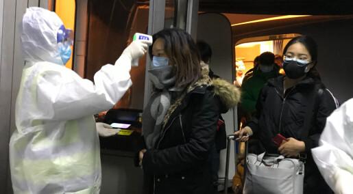Eksperter: Minst ett år til lungevirus-vaksine er klar