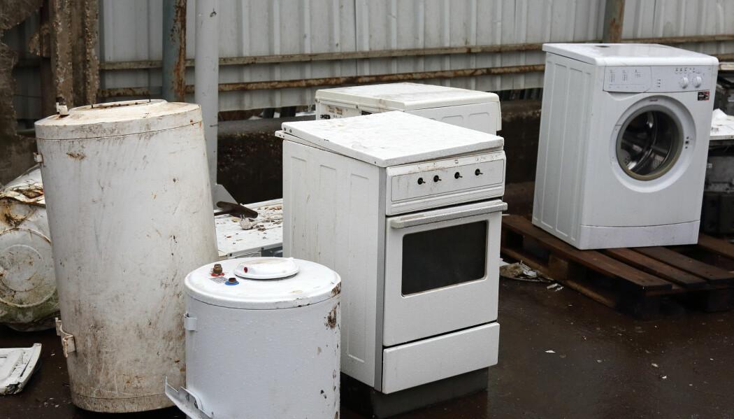 Vaskemaskiner bør lages slik at de også kan repareres. Det gjør at både forbrukere og næringsliv kan bidra til det grønne skiftet, ifølge forsker.