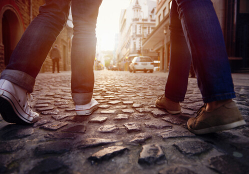 Even a completely non-challenging stroll can significantly reduce your risk of premature death