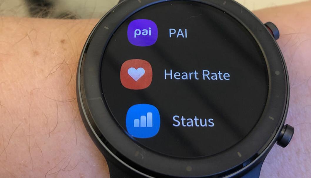 – PAI er det eneste tallet du trenger for å vite om du trener nok til å oppnå god helse, ifølge Ulrik Wisløff ved NTNU. Du kan måle PAI nesten uansett hva slags klokke du har. Så lenge den måler puls.