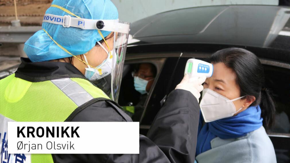 Det nye coronaviruset fra Kina virker mindre dødelig enn både SARS og MERS