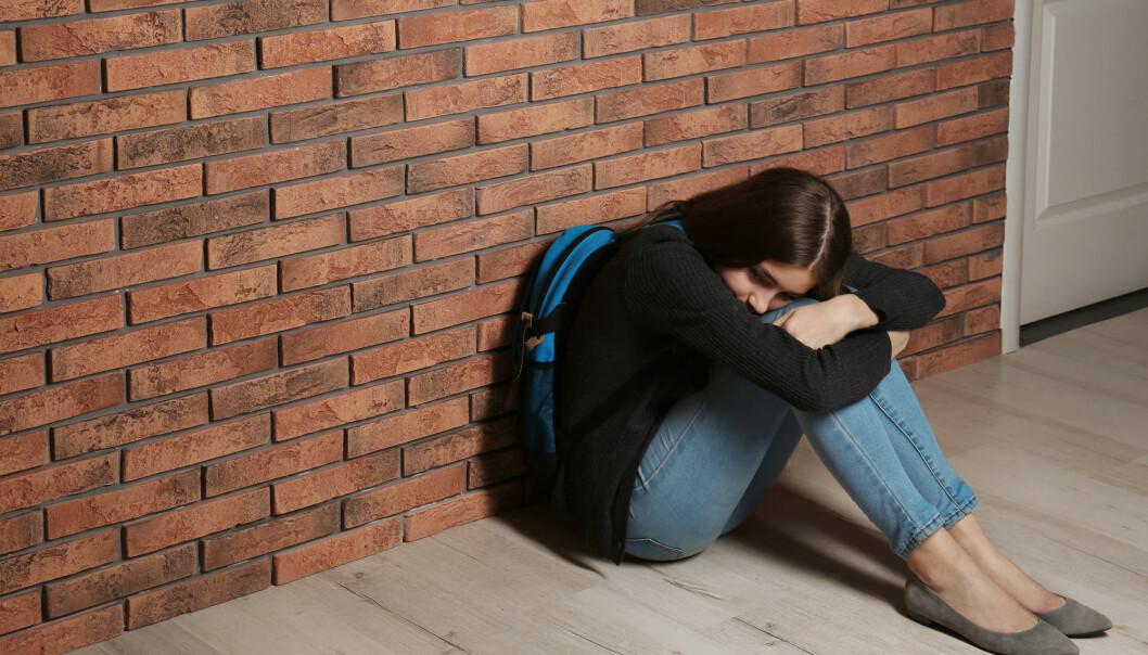 Angst er blant dei aller hyppigaste psykiske problema hos barn og unge, men få oppsøker spesialisthelsetenesta for hjelp.