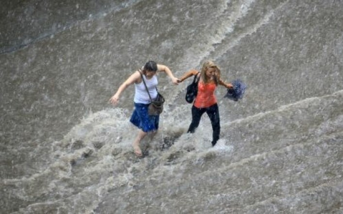 Mange undervurderer risikoen ved oversvømmelser eller ulykker. (Foto: Portokalis / Shutterstock.com) (Foto: Portokalis / Shutterstock.com)