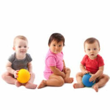 Forsøkspersonenes hjerner økte i volum når de lærte på samme måte som barn. (Illustrasjonsfoto: iStockphoto)