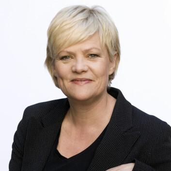 Kristin Halvorsen. (Foto: Rune Kongsro)