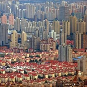 Shanghai. (Foto: iStockphoto)