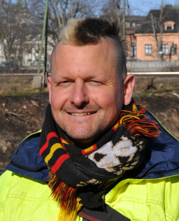 Fredrik Hallgren (Foto: Stiftelsen Kulturmiljövård)