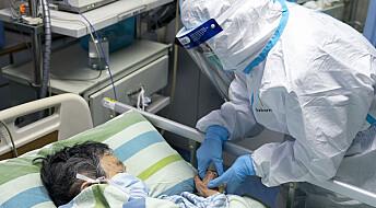 Folkehelseinstituttet: Coronaviruset kan komme til Norge når som helst