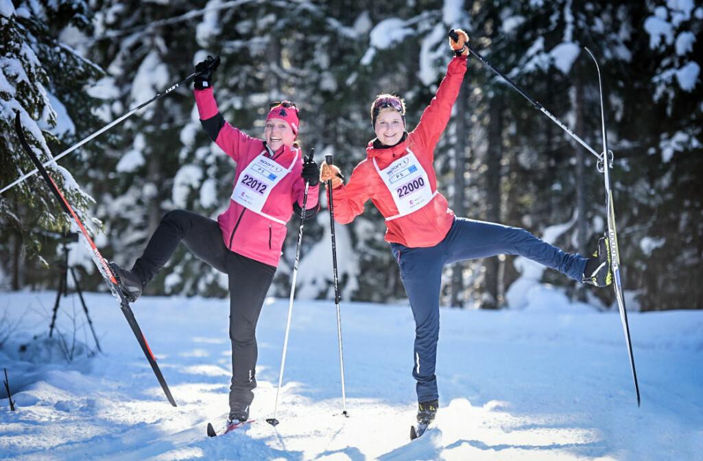 «Girls just wanna have fun»: Kvinners motivasjon for å delta i Birken-arrangementet IngaLåmi er det sosiale, viser forskning fra Innlandet.