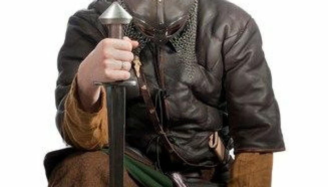 Vikingene brukte heksekunster i krig