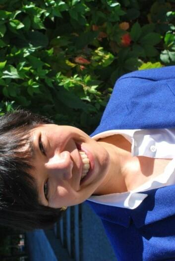 Kavliprisvinner Jane Luu kjempet lenge for å få andre til å tro på at forskningen hun drev med var noe verdt. I dag hedres hun, sammen med to kolleger, med en av astrofysikkens mest høythengende priser. (Foto: Hanne Jakobsen)