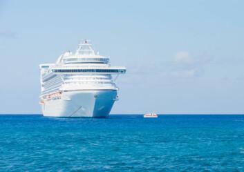 Antallet cruiseturister har tidoblet seg i løpet av de siste 30 årene på verdensbasis. Men cruiseturistene bruker minst penger av alle turistgrupper når de er på land. (Illustrasjonsfoto: www.colourbox.no)