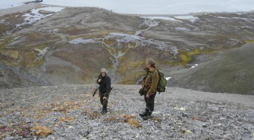 Nytt opplag av Svalbard-verk