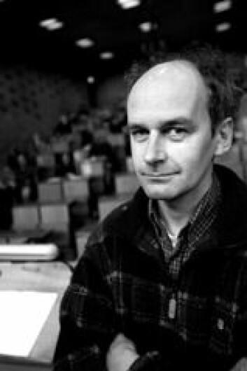 Arne Johan Vetlesen er professor i filosofi ved Universitetet i Oslo. (Foto: Didrik Søderlind)