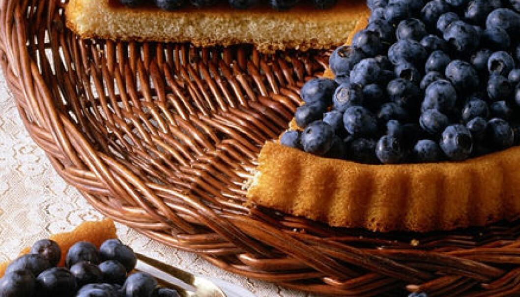 Blåbær senker kolesterolet