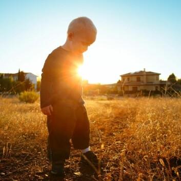Er meningen med livet å få barn? Eller er det å bli lykkelig? (Foto: Istockphoto)