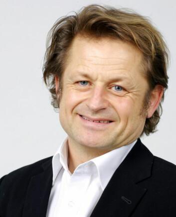 Karl E. Lund er forskningsleder ved SIRUS. (Foto: SIRUS)