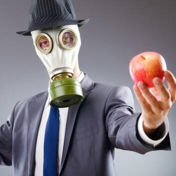 Gress- og bjørkepollen får ikke bare forbruket av lommetørklær til å stige drastisk – pollenallergi kan også kryssreagere med bestemte matvarer. (Foto: Colourbox)