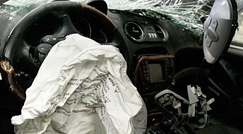 Teknologi i bil kan føre til ulykker