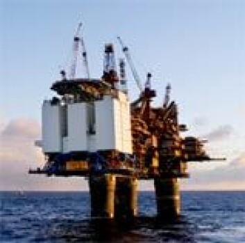 """Sand er eit problem under oljeboring i Nordsjøen. Den nye metoden kan hjelpe på dette."""