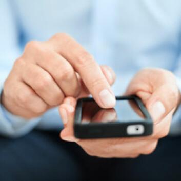 Det er lettere å sjekke e-posten konstant når du har den med deg hele tiden. (Foto: iStockphoto)