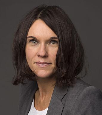 Ingeborg Stana er professor i visuell kunst ved OsloMet.