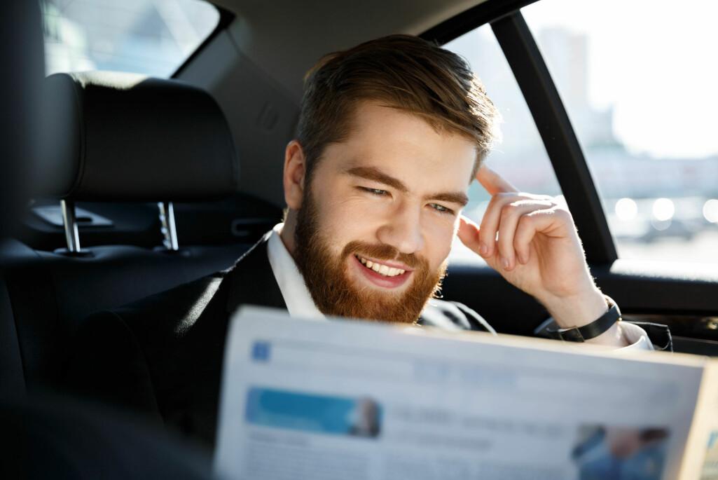 Om du har høy grad av følelsesmessig stabilitet, så kan det bety at du har mer interesse for å lese nyheter, ifølge en ny studie av personlighetstrekk og nyhetslesing.