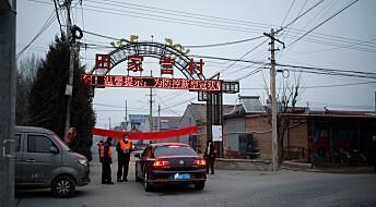 Forsker om Kinas håndtering av Wuhan-viruset: – Et stort sosialt eksperiment å stenge så mange millioner mennesker inne