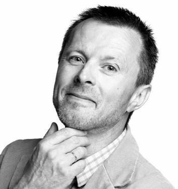 Geir Bjørkøy. (Foto: Geir Mogen, NTNU)