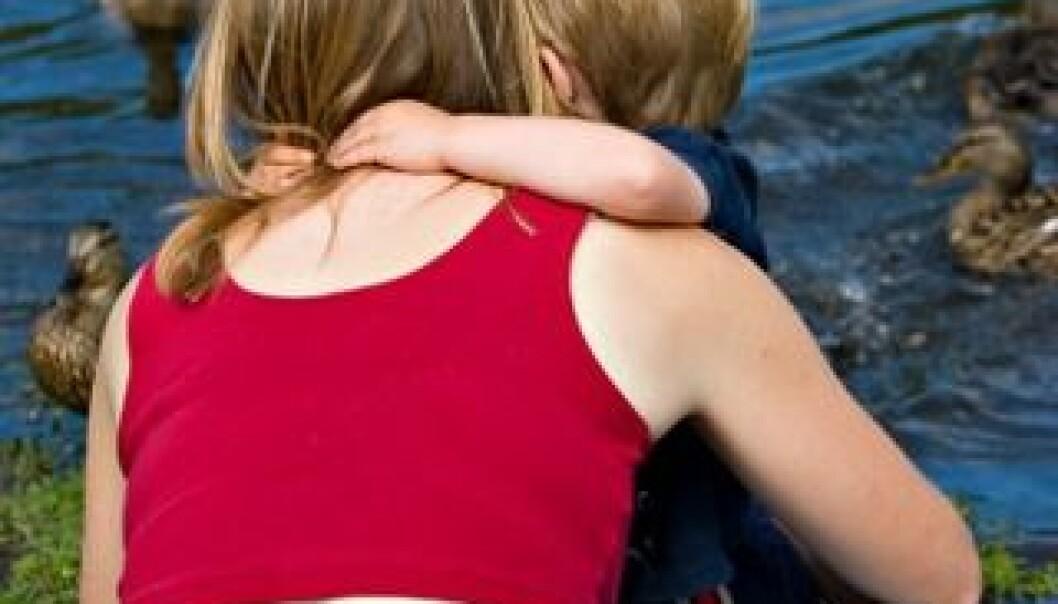 Lite rus blant mødre i metadonbehandling