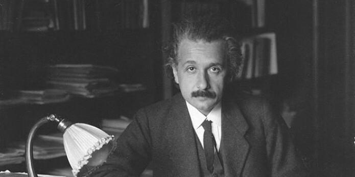 Einstein was also motivated by theory when he developed the theory of relativity, according to Karen Crowther.