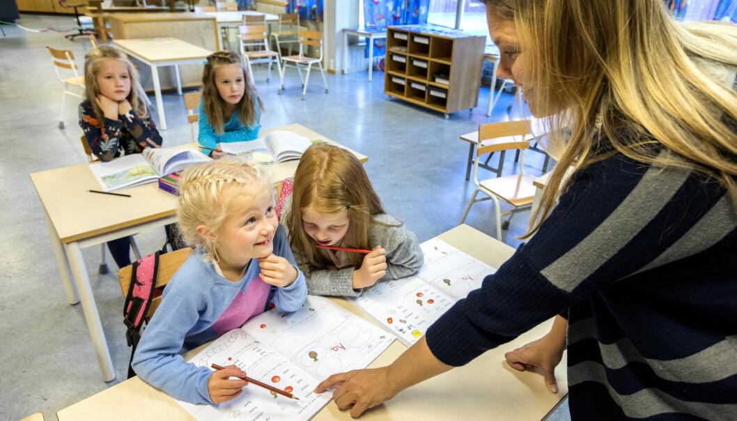 Lærernes stress rammer også elevene