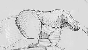 Kroki eller croquis er raske skisser, ofte av en aktmodell. En krokitegning er vanligvis gjort på få minutter.