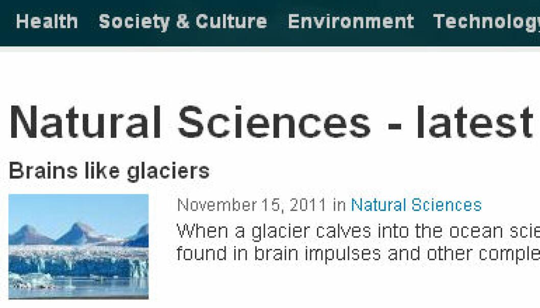 (Illustrasjon: faksimile fra sciencenordic.com)