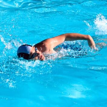 Danmark har tidligere tatt medaljer i svømming. Danmark har tre gullmedaljer, fem sølvmedaljer og seks bronsemedaljer. (Foto: Colourbox)