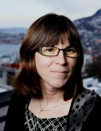Rebecca Cox (Foto: Influensasenteret i Bergen)