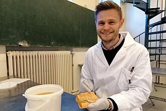 Veterinærstudent fant nytt lakseorgan
