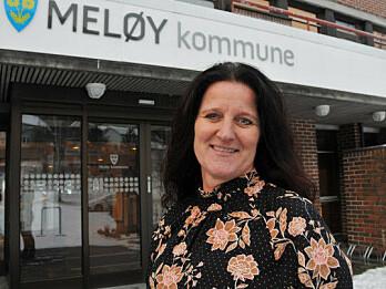 Adelheid B. Kristiansen er rådmann i Meløy kommune i Nordland. Hun vil gjerne ha hjelp av forskere til å finne løsninger på utfordringen med stadig flere eldre som trenger hjelp fra kommunen.
