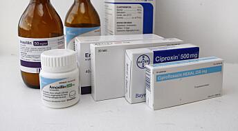 Riktig bruk av antibiotika gir færre døgn på sykehus
