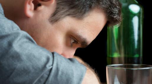 Tyngre depresjon blant alkoholmisbrukere