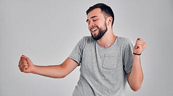 En datamaskin kan kjenne deg igjen på dansestilen din