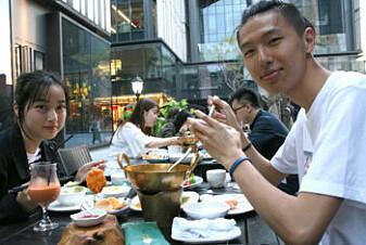 Mange kinesere har fått bedre økonomi, derrmed har også forbruket gått opp.