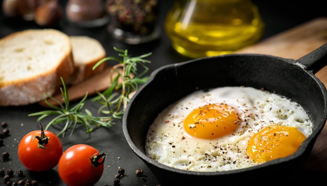 Stor studie slår fast at moderat inntak av egg ikke har en negativ innvirkning på kolesterolet i blodet, som tidligere studier har tydet på.