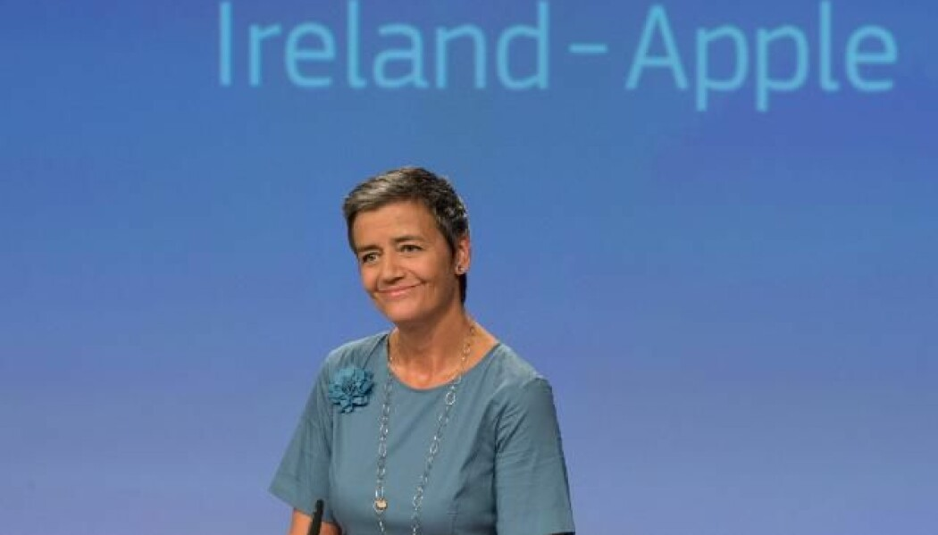 Margrethe Vestager er EU-kommissær for konkurransepolitikk