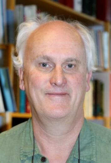 Knut Holtan Sørensen. (Foto: Anne Winsnes Rødland)