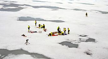 Hva skjer i Barentshavet om isen forsvinner?