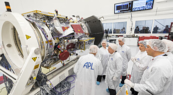Ny hastighetsrekord: Denne romsonden kjørte akkurat rundt sola i over 393 000 kilometer i timen