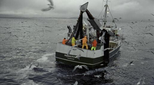 Velger familie og fritid fremfor fiskeryrket