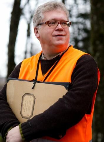 Geir Thomas Risåsen. (Foto: Thomas Keilmann)